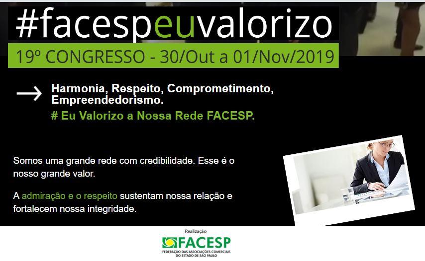 Participação do Grupo no Congresso Facesp