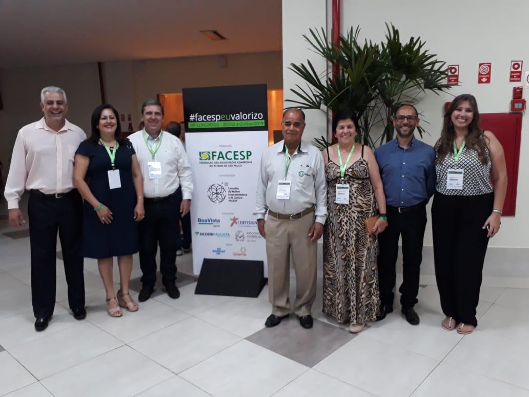 Participação do Grupo Construfran no 19º Congresso Facesp